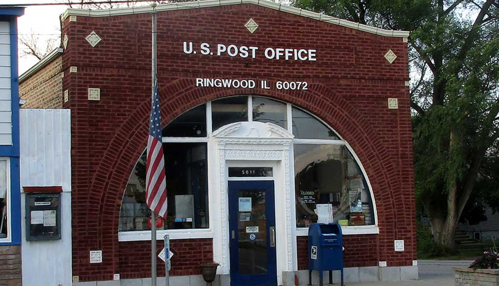 Village of Ringwood Post Office